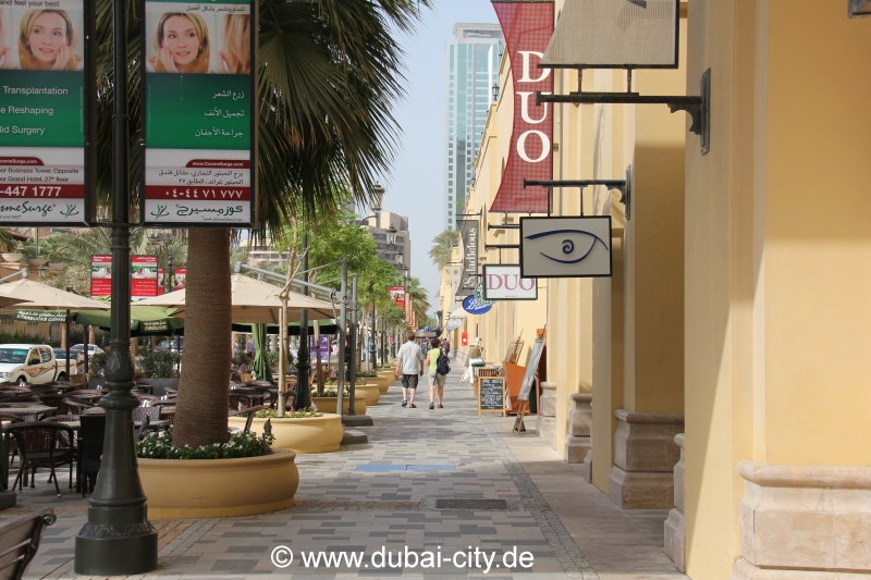 The Walk in Dubai
