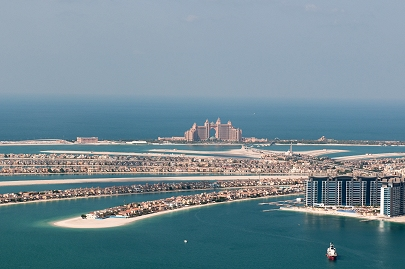 The Palm Jumeirah Dubai