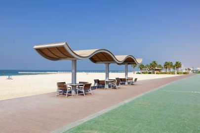 Der Umm Suqeim Beach in Dubai
